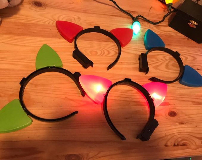 Creature LightUp Headbands