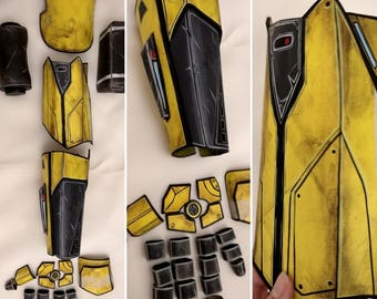 Mechanical arm Rhys From tales of the borderlands NO LED