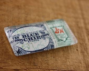 S&H Green Stamp/ Blue Chip Stamp Magnet