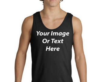 Customized Tank Top
