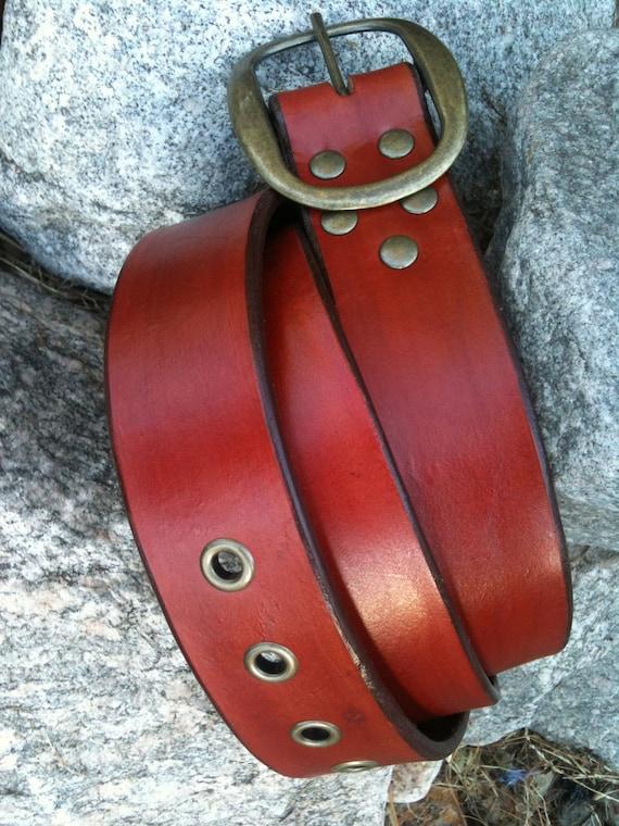 Saddle Red
