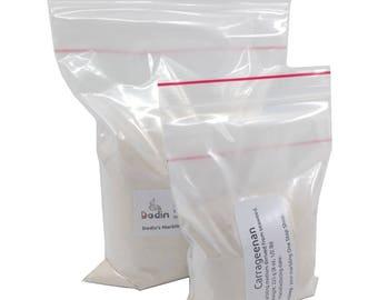Carrageenan 450g 1lb Marbling Marbled Paper Fabric Supplies