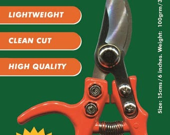 Handy Garden Snipper Secateur Cutters
