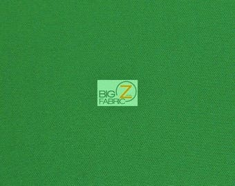 "Neoprene Scuba Techno Athletic Double Knit All-Purpose Fabric - Kelly Green - Sold By The Yard 58"" Width Lycra Active wear"