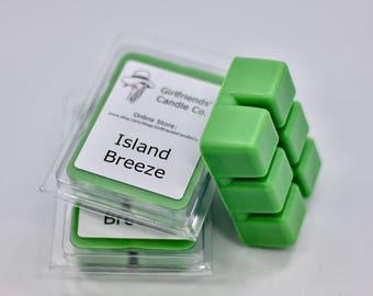 Island Breeze Scented Wax Melt