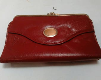 Vintage Collection - Large Genuine Leather Wallet