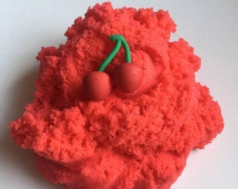 FREE SHIPPING! Cherry cloud slime