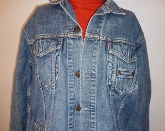 levis strauss jacket