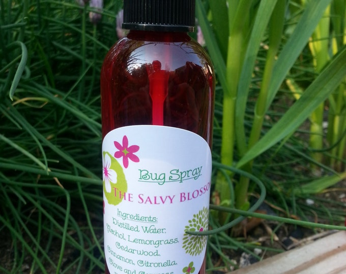 Featured listing image: Bug Spray, Deet Free, Insect Repellent, Natural Made with Essential Oils, Dog Safe, Chemical and Dye Free