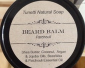 All Natural Beard Balm...
