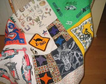Favorite Things Quilt