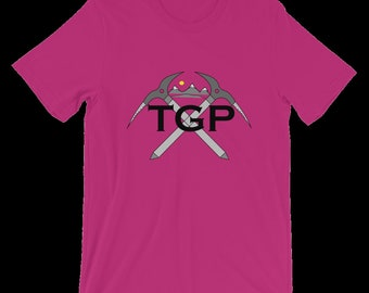 TGP Crossed Ice Axes