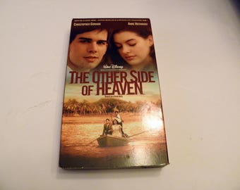 The Other Side of Heaven Walt Disney  VHS Video Tape Box Cover Pre-Owned True Story