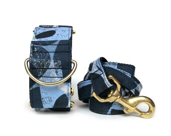 NEW – Martingale/Leash Set (Large) – Abstract