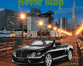 Never Stop (feat Abby)(Prod by SFTraxx)