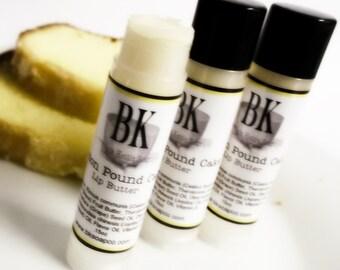 Lip Balm LEMON POUND CAKE Lip Butter ... Black Kettle
