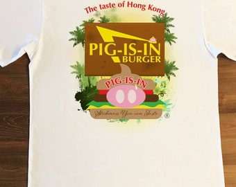PIG-IS-IN Burger