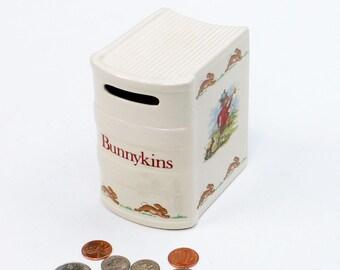 Royal Doulton Bunnykins Book Bank