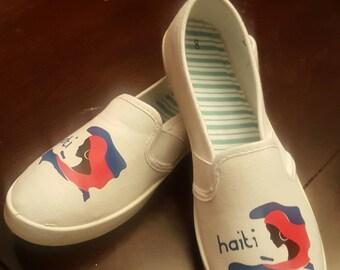 Haiti Women shoes
