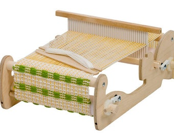 "Cricket Loom 10"" Weaving Width by Schacht Spindle Co"