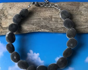 Bracelet made of 100% natural seeds from Guadeloupe M114