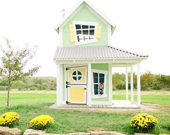 The Farmhouse by Imagine That Playhouses!