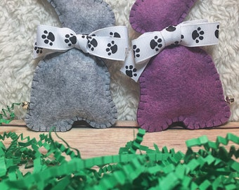 Organic Catnip Easter Bunny Toy