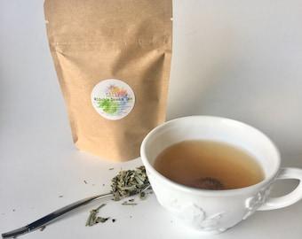 Witch's Dream Herbal Tea - Peppermint Lemon Mugwort