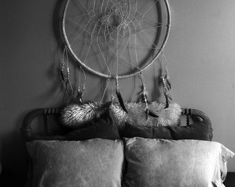"Really Big Dreams Dream Catchers- 27"" diameter"