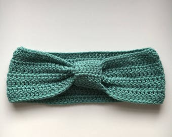 Handmade Crochet Ear Wamer