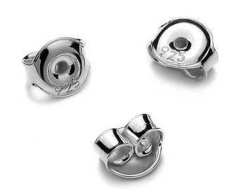 Earnuts Sterling Silver 925