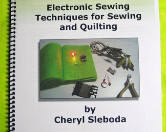 Tech Style Sewing eTextile Book