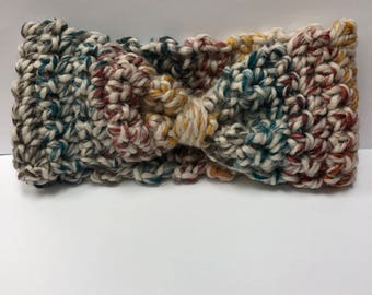 Crocheted Ear Warmer / Headband