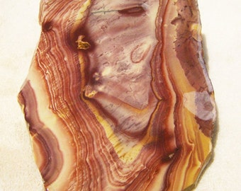 Wonderstone Jasper Slab - Exquisite Pattern High Grade Multicolored by JewelryArtistry - SL190
