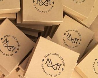 Mana Made Jewelry Gift Box