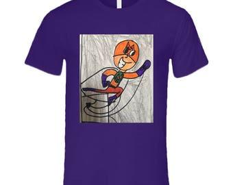 Mega N Superhero T Shirt