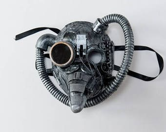 Plague Doctor Mask ( steampunk stile)