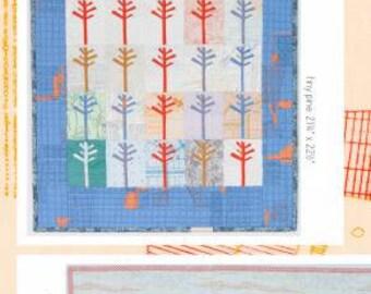 Pine Quilt - Pattern by Carolyn Friedlander