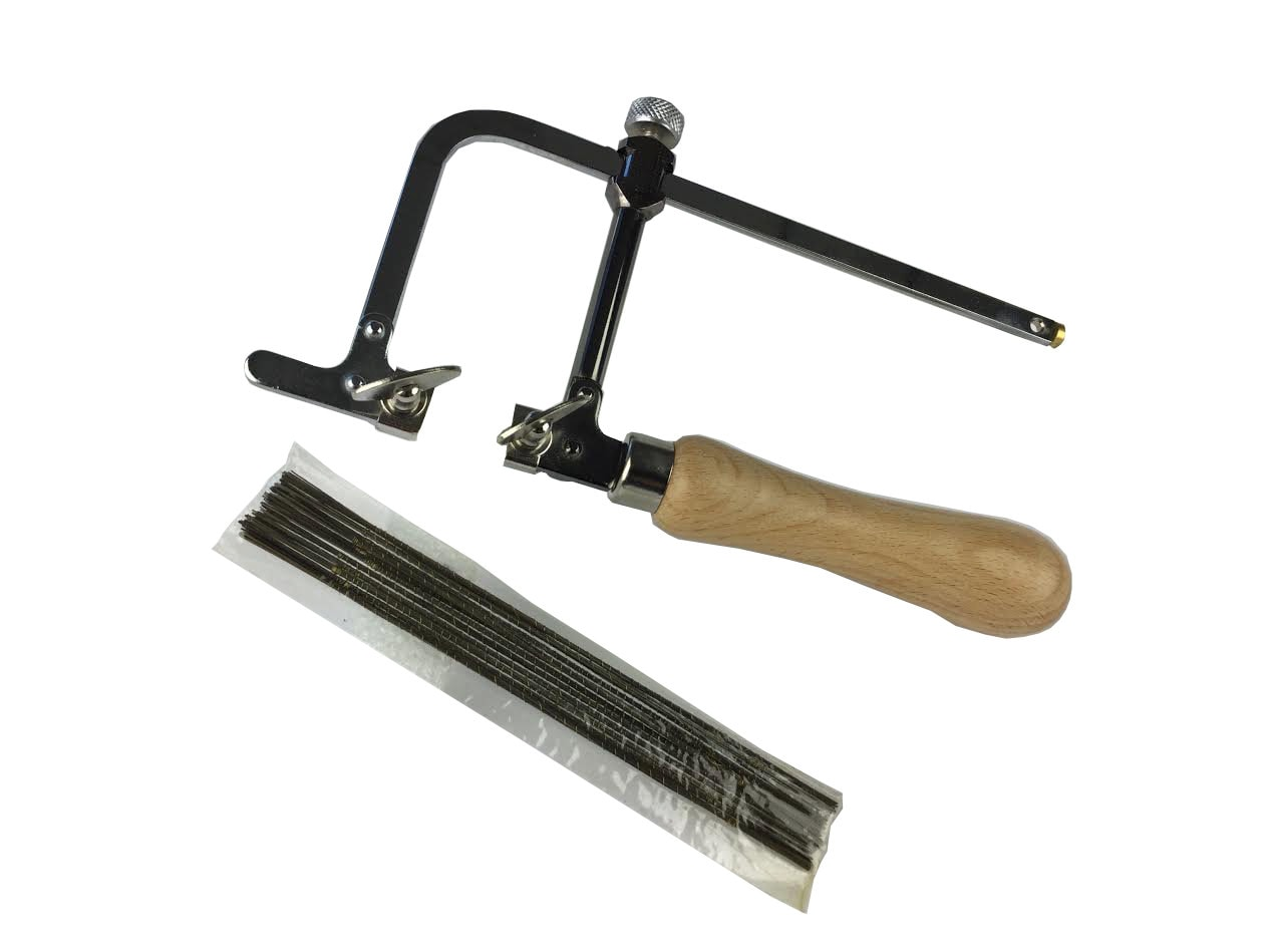 Proops Set of 144 Saw Blades Size Grade 6/0 & Adjustable