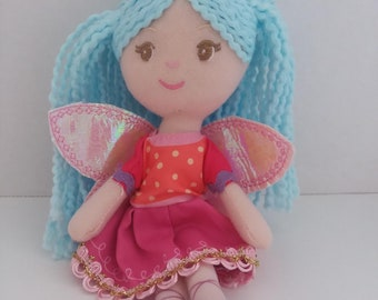 Fiona the Fairy Soft Doll