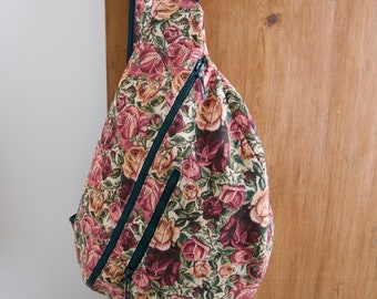 Pink backpack for Women