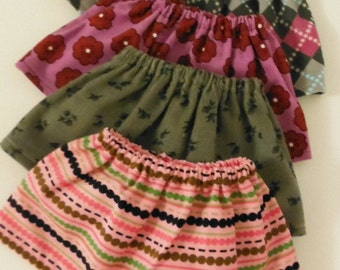 18 inch Doll Clothes fits American Girl - Corduroy Skirt