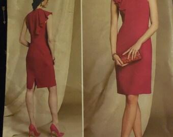 Vogue Badgley Mischka V1513 Sewing Pattern Sizes 14-16-18-20-22
