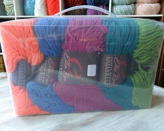 Blanket Pack - Chunky Rainbow Colours - 100% Merino Superwash Wool
