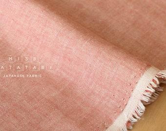 Japanese Fabric Kokochi Double gauze - R -  50cm