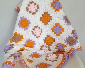 The Anna Crochet Blanket