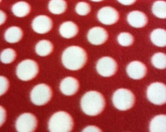RaToob, Seeing Spots White Polka Dots on Red