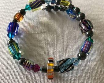 Candy Bead Bracelet