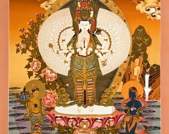 1000 Arm Avalokiteshvara