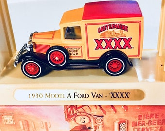 Matchbox  Models of Yesteryear collection 1930 Model A Ford Van XXXX Great Beers of World CASTLEMAINE   YGB01
